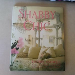 Other - Shabby Chic by Rachel Ashwell hardcover book